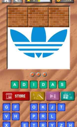 Devinez le Logo - Trouvez le Nom des Marques et des Logos Célèbres - Puzzle Quiz Gratuit ! 2