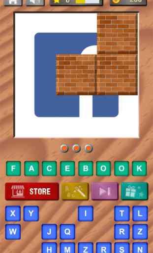 Devinez le Logo - Trouvez le Nom des Marques et des Logos Célèbres - Puzzle Quiz Gratuit ! 3