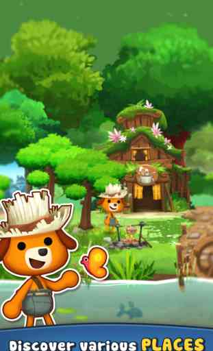 Happy Street - Free Town Building with Animals 3
