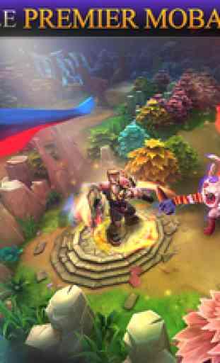 Heroes of Order & Chaos - Jeu multijoueur en ligne 1