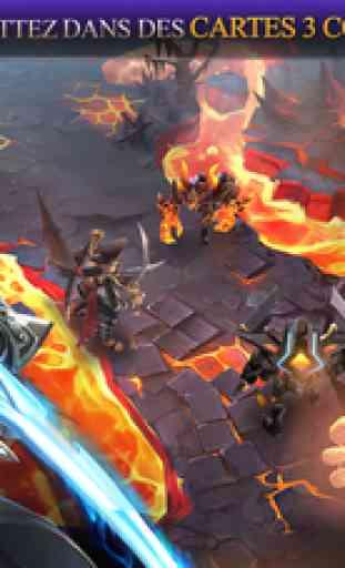 Heroes of Order & Chaos - Jeu multijoueur en ligne 2