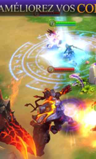 Heroes of Order & Chaos - Jeu multijoueur en ligne 3