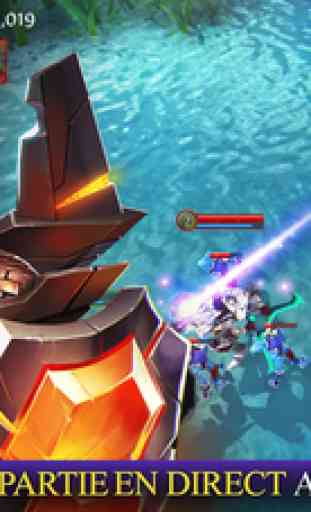 Heroes of Order & Chaos - Jeu multijoueur en ligne 4