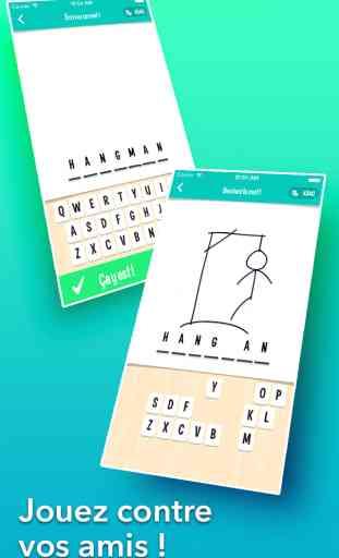 LE PENDU -  Un classique du jeu de mots 3