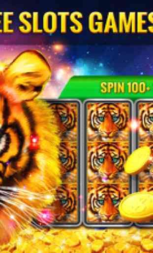 House of Fun-Machines à sous des casinos de Vegas 2