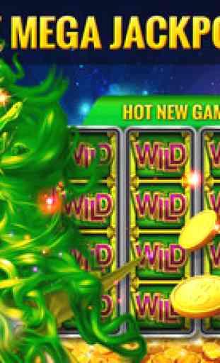 House of Fun-Machines à sous des casinos de Vegas 3