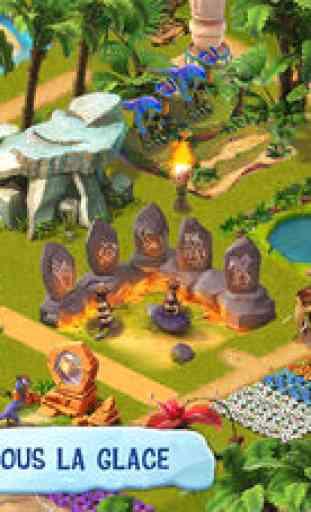 L'Âge de Glace : Le Village 2