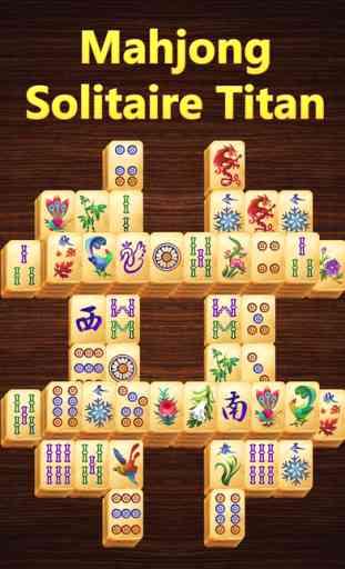 Majong Titan: Mahjong 1