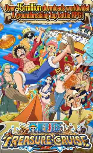 ONE PIECE TREASURE CRUISE 1