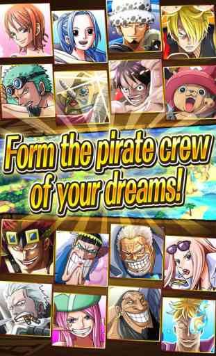 ONE PIECE TREASURE CRUISE 3