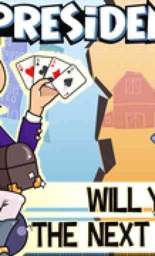 Président - Le jeu de cartes 1
