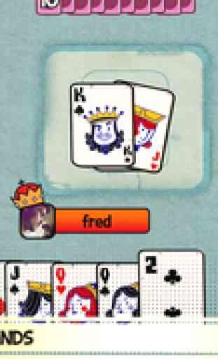 Président - Le jeu de cartes 2