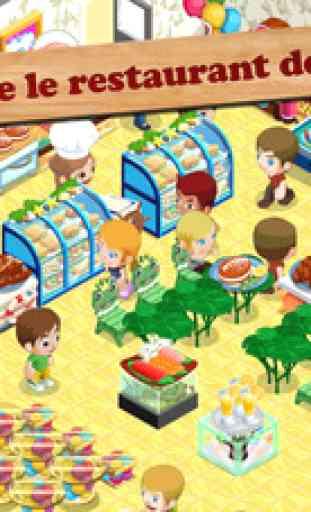 Restaurant Story 1