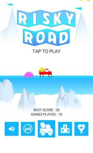Risky Road 1