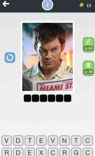 Serie Quiz - Devinez les plus célèbres et populaires séries de la télévision avec des images - Nouveau jeu de mots fun et gratuit! 2
