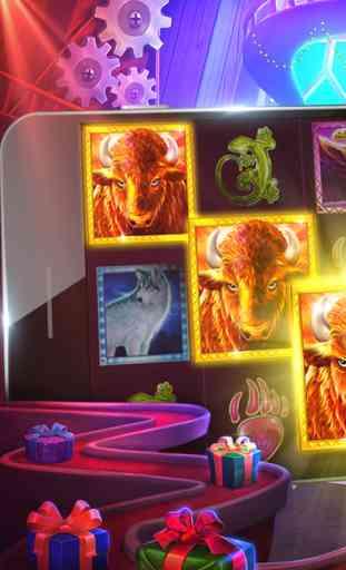 Slotomania Slots Casino: Machine à sous Las Vegas 1