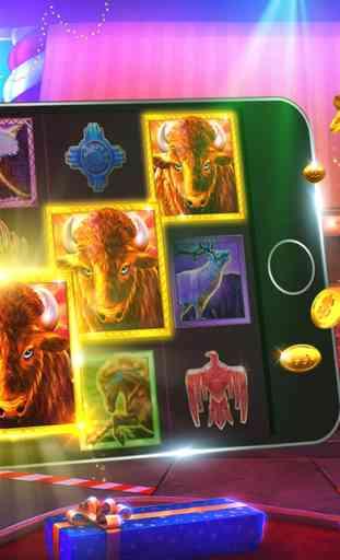 Slotomania Slots Casino: Machine à sous Las Vegas 2