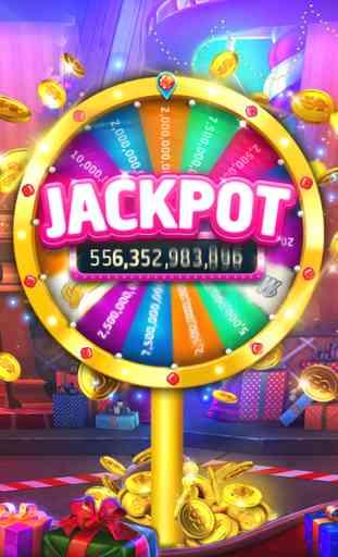 Slotomania Slots Casino: Machine à sous Las Vegas 3