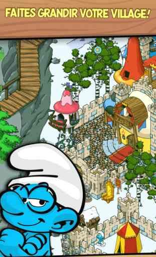 Le Village des Schtroumpfs 2
