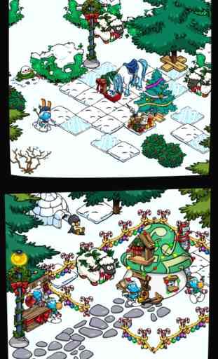 Le Village des Schtroumpfs 4