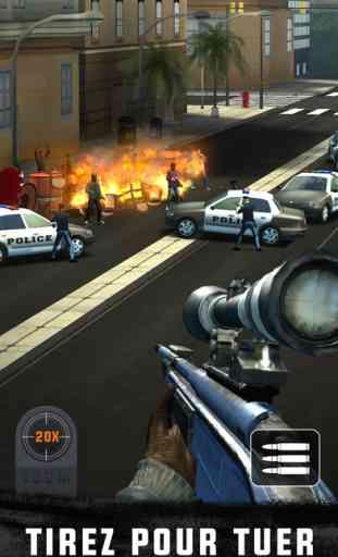 Sniper 3D Assassin: Meilleurs Jeux de Tir Gratuit 2