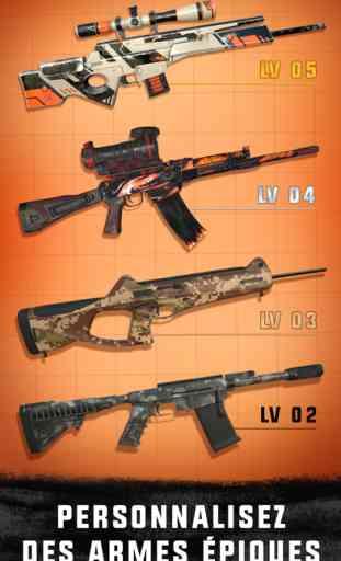 Sniper 3D Assassin: Meilleurs Jeux de Tir Gratuit 4