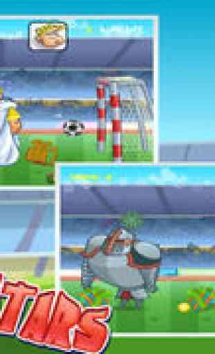 Soccer Stars! 4
