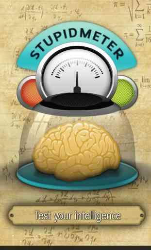 Débilmètre: outil pour tester votre intelligence 1