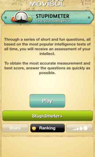 Débilmètre: outil pour tester votre intelligence 4