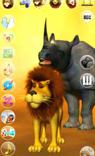 Parler Luis Lion 3