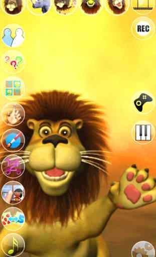 Parler Luis Lion 4