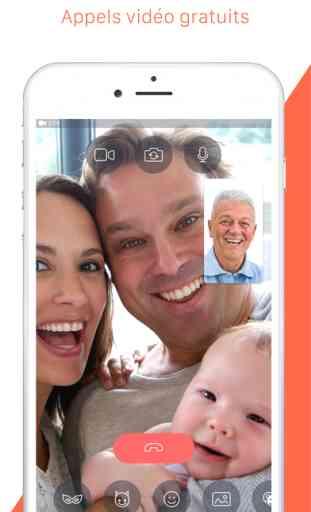 Tango: Appel vidéo et messages gratuits 1