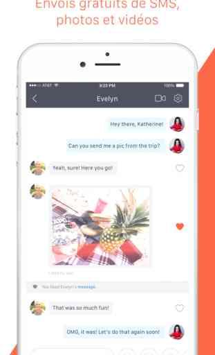 Tango: Appel vidéo et messages gratuits 3
