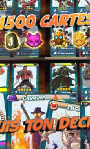 Urban Rivals - Jeu de Cartes RPG 2