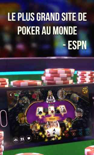 Zynga Poker HD - Texas Holdem: Poker gratuit 1