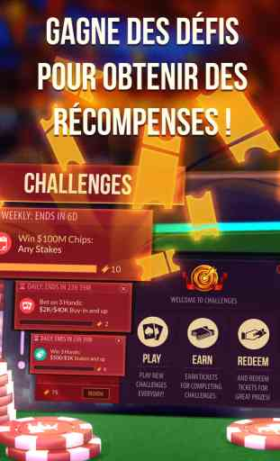 Zynga Poker HD - Texas Holdem: Poker gratuit 3