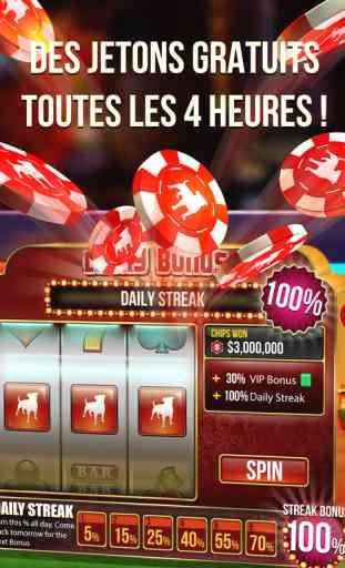 Zynga Poker HD - Texas Holdem: Poker gratuit 4