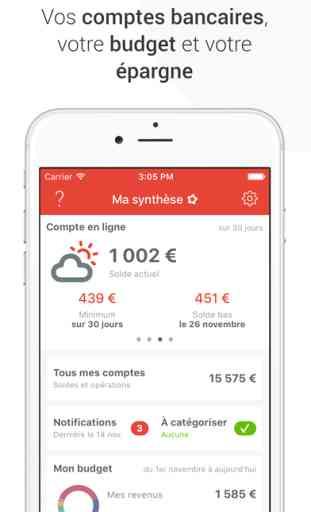 Linxo : L'App n°1 de Budget, Compte et Banque 2
