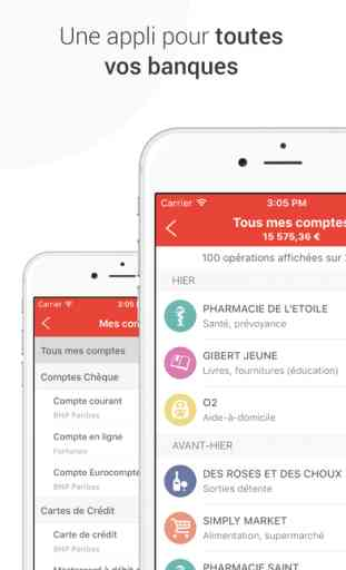 Linxo : L'App n°1 de Budget, Compte et Banque 3