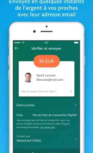PayPal – L'envoi d'argent simple et sécurisé 2