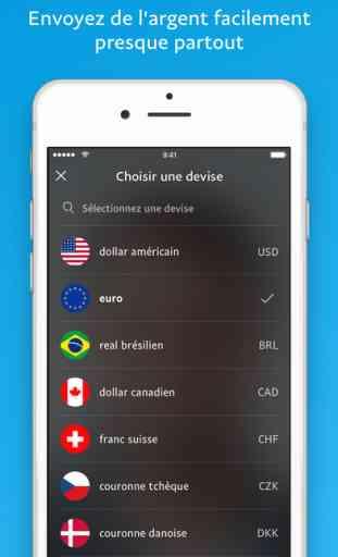 PayPal – L'envoi d'argent simple et sécurisé 3