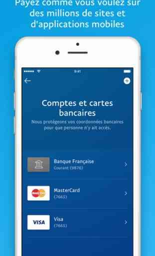 PayPal – L'envoi d'argent simple et sécurisé 4