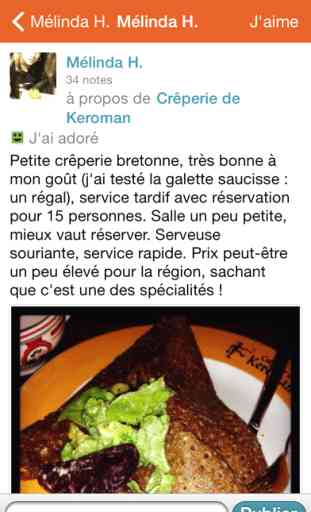 Dismoioù : Restaurants Hôtels Bars 1