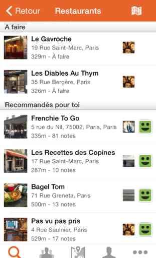 Dismoioù : Restaurants Hôtels Bars 3