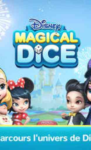 Disney Magical Dice 1