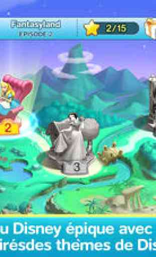 Disney Magical Dice 3