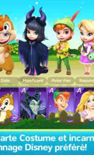 Disney Magical Dice 4