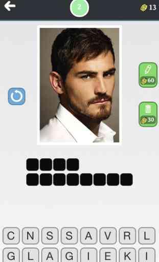 Football, devinez le joueur de Foot, Photo Quiz 2