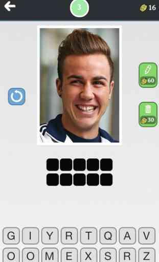 Football, devinez le joueur de Foot, Photo Quiz 3