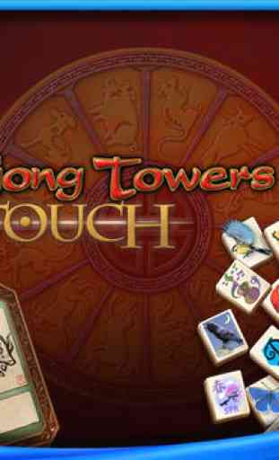 Mahjong Towers Touch HD 1